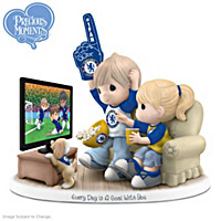 Every Day Is A Goal With You Chelsea Figurine