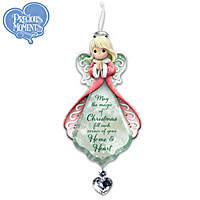 May The Magic Of Christmas Fill Your Home & Heart Ornament