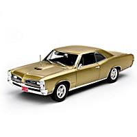 1:18-Scale 1966 Pontiac GTO Diecast Car