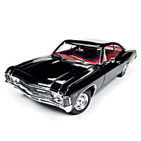 1:18-Scale 1967 Chevy Impala SS Hardtop Diecast Car