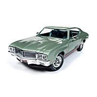1:18-Scale 1970 Buick Grand Sport Hardtop Diecast Car