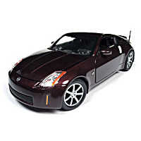 1:18-Scale 2003 Nissan 350Z Coupe Diecast Car