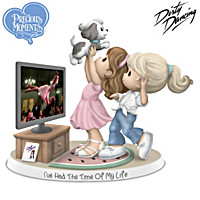 Precious Moments I\'ve Had The Time Of My Life Figurine
