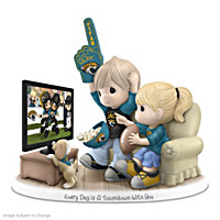 Every Day Is A Touchdown With You Jaguars Figurine