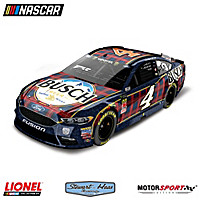 Kevin Harvick No. 4 Busch Flannel 2018 Diecast Car