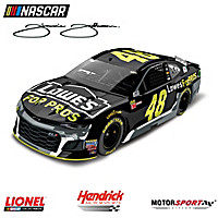 Jimmie Johnson 2018 Lowe\'s Camaro Diecast Car