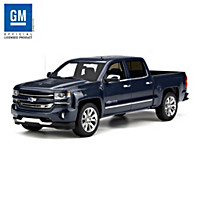 2018 Chevrolet Silverado Centennial Edition Truck Sculpture