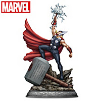 Thor, For Asgard! Sculpture