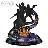STAR WARS: Girls Rule The Galaxy Sculpture
