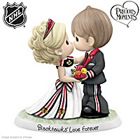 Chicago Blackhawks® Love Forever Figurine