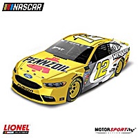 Ryan Blaney No. 12 Pennzoil\/Menard\'s 2018 Diecast Car
