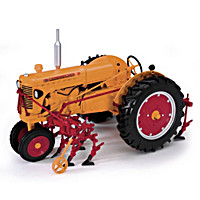 1:16-Scale Minneapolis-Moline U Diecast Tractor