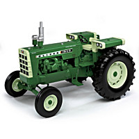 1:16-Scale Oliver 1950 Wheatland Diesel Diecast Tractor