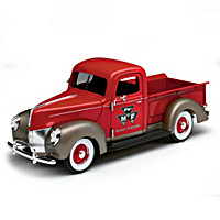 1:25-Scale 1940 Ford Massey Ferguson Diecast Truck