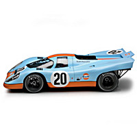 1:12-Scale 1970 Porsche 917 24H France Diecast Car