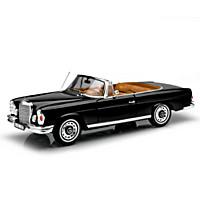 1:18-Scale 1969 Mercedes-Benz 280 SE Cabriolet Diecast Car