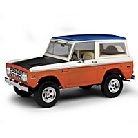 Bill Stroppe Edition 1971 Baja Bronco Sculpture