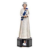 Queen Elizabeth II Limited Edition Figurine