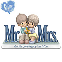 Precious Moments And We Lived Happily Ever After Figurine