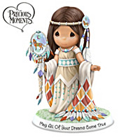 Precious Moments May All Of Your Dreams Come True Figurine