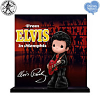 Precious Moments From Elvis In Memphis Figurine