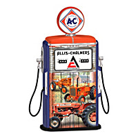 Allis-Chalmers Gas Pump Sculpture