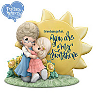 Granddaughter, Your Are My Sunshine Figurine