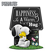 Happiness Is A Warm Hug Figurine
