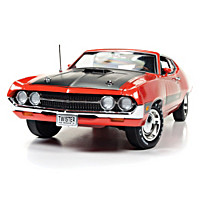 1:18-Scale 1970 Ford Torino Cobra Twister Diecast Car