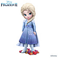 FROZEN 2 My Granddaughter, Be True To Yourself Figurine