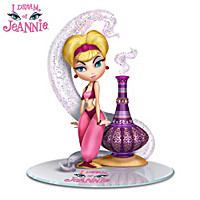 I Dream Of Jeannie Figurine
