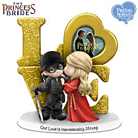 Precious Moments Our Love Is Inconceivably Strong Figurine