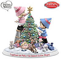 Together We Make the Season Extra Bright Figurine