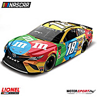 Kyle Busch No. 18 M&M\'s 2019 Diecast Car