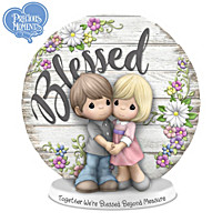 Together We\'re Blessed Beyond Measure Figurine