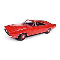 1:18-Scale 1969 Dodge Charger R\/T Diecast Car