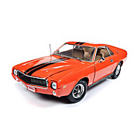 1:18-Scale 1969 AMC AMX Hardtop Diecast Car