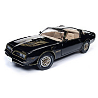 1:18-Scale 1977 Pontiac Trans Am Special Edition Diecast Car