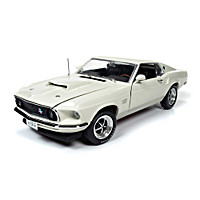 1:18-Scale 1969 Ford Mustang Boss 429 Diecast Car