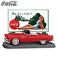 """Now For A COKE!"" Sculpture"