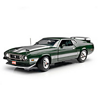 1:18-Scale 1973 Ford Mustang Mach 1 Diecast Car