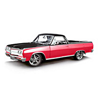 1:18-Scale 1965 Chevrolet El Camino Diecast Car