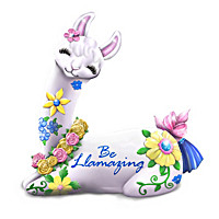 Be Llamazing Figurine