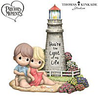 Precious Moments You\'re The Light Of My Life Figurine