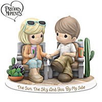 The Sun, The Sky And You By My Side Figurine