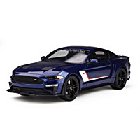 1:18-Scale 2019 ROUSH Stage 3 Mustang Sculpture