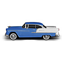 1:24-Scale 1955 Chevrolet Bel Air Sculpture