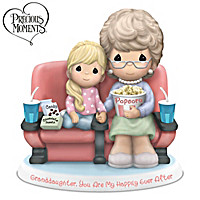Granddaughter, You Are My Happily Ever After Figurine