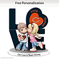 Our Love Is Bears Strong Personalized Figurine