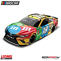 Kyle Busch No. 18 M&M\'s 2020 Diecast Car